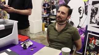 getlinkyoutube.com-Sean Gordon Murphy Interview BCC 2014