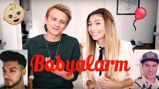 getlinkyoutube.com-BABYALARM YOUTUBER BEKOMMEN BABY! :D mit  Dima I Paola Maria