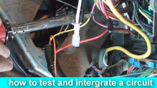 getlinkyoutube.com-how to install an alarm car security system