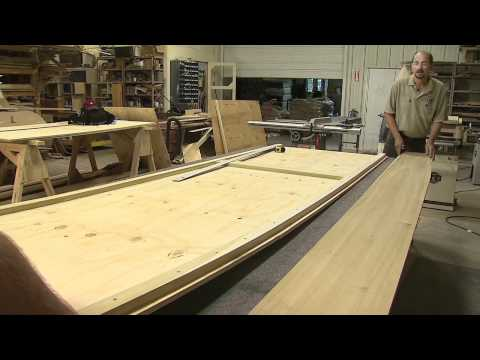 How to Build a Flat Bottomed Boat