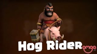 "getlinkyoutube.com-Clash of clan - Strategy attack 3 stars TH10 ""Hog rider"" Clan wars"