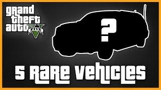 getlinkyoutube.com-GTA V - 5 Rare Vehicles