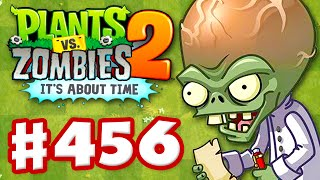 getlinkyoutube.com-Plants vs. Zombies 2: It's About Time - Gameplay Walkthrough Part 456 - Dr. Zomboss Modern Day (iOS)