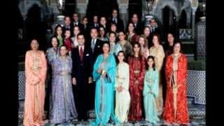 getlinkyoutube.com-Mariage de la princesse lalla Soukaina