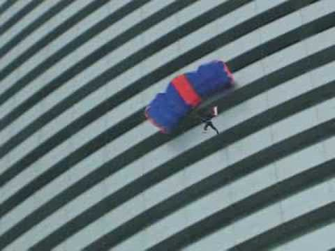 BASE JUMP GONE WRONG AND ...