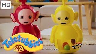 getlinkyoutube.com-New Teletubbies Toys -  Inflatable Toys #Sponsored