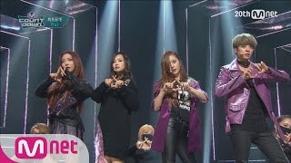 "getlinkyoutube.com-f(x)(에프엑스)-""DIAMOND(다이아몬드)"" Comeback stage M COUNTDOWN 151029 EP.449"