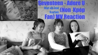 getlinkyoutube.com-Seventeen - Adore U (Non - Kpop Fan) MV Rection