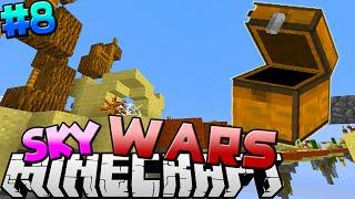 Minecraft: SkyWars Episode 8 - NO CHEST CHALLENGE?! (Mineplex Skywars Server Game)