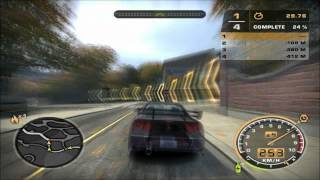 getlinkyoutube.com-Need for Speed Most Wanted Car Test - Nissan Skyline GT-R34