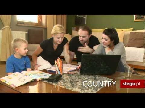 Country 640 w pokoju dziecka