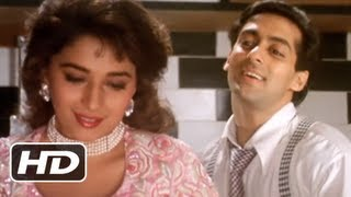 getlinkyoutube.com-Pehla Pehla Pyar Hai | Hum Aapke Hain Koun | Salman Khan & Madhuri Dixit | Romantic Hindi Song
