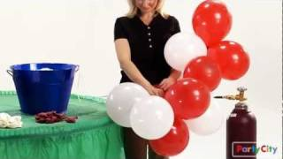 getlinkyoutube.com-How To Make a Balloon Arch for Your Party