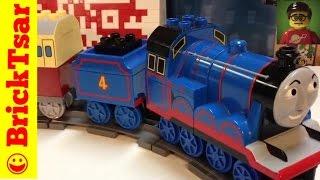 getlinkyoutube.com-LEGO DUPLO Thomas and Friends 3354 Gordon's Express Train review and play