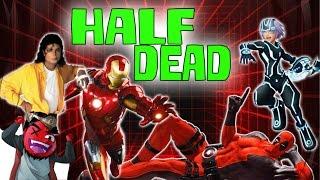 "getlinkyoutube.com-Half Dead | ""Iron Dead Tron Pool...Jackson"" (w/ H2O Delirious & Ohmwrecker)"