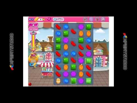 Candy Crush Saga Level 6, score 63840