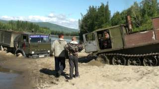getlinkyoutube.com-EXTREME Siberia and Mongolia Off road Expediton FULL HD