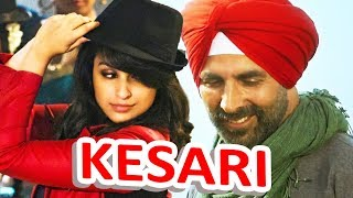 Parineeti Chopra OPPOSITE Akshay Kumar In Kesari