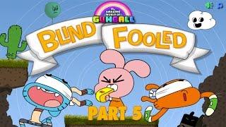 getlinkyoutube.com-The Amazing World of Gumball: Blind Fooled (Walkthrough, Gameplay) - Part 5