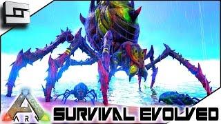 BROODMOTHER BOSS TAME! Modded ARK: Extinction Core E22 ( Ark Survival Evolved Gameplay )