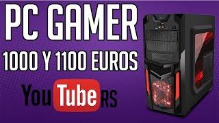 getlinkyoutube.com-Presupuesto PC GAMER Youtubers 1000 y 1100 Euros | GTX 1060