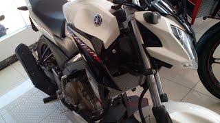 getlinkyoutube.com-Tampilan Yamaha Vixion advance 150FI - Putih