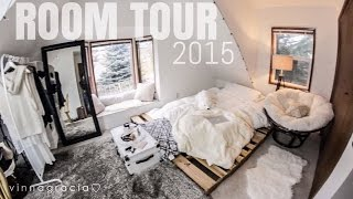 getlinkyoutube.com-MY ROOM TOUR 2015 (affordable! IKEA, ROSS, AMAZON!) // vinnagracia