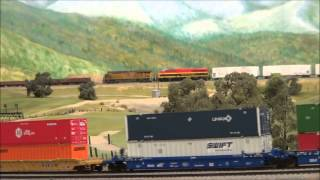 getlinkyoutube.com-Railfanning La Mesa Model Railroad Club 8/27/14