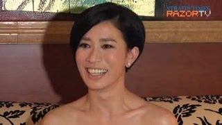 getlinkyoutube.com-Grandma can't wait for her to get married (Charmaine Sheh @ ATV Awards Pt 2)