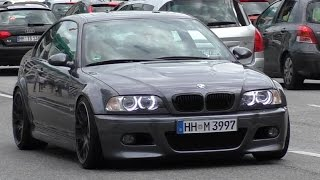 getlinkyoutube.com-BMW M3 E46 /w Custom Exhaust - Drifts, Burnout and more!