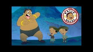 getlinkyoutube.com-Chhota Bheem - Kalia Ustad Rocks Part II | Back2Back Comedy