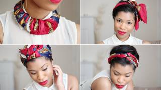 getlinkyoutube.com-DIY | Scarf Many Ways