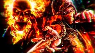 getlinkyoutube.com-Motoqueiro Fantasma VS. Scorpion | ARENA DO RAP