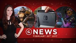 getlinkyoutube.com-Blizzard Talk Overwatch's Next Hero; Bethesda's New Projects! - GS Daily News
