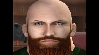 WWE NEW ERA PROJECT ERICK ROWAN CAW FORMULA SVR 11 PS2