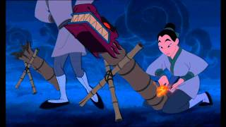 getlinkyoutube.com-Mulan - I'll Make a Man Out Of You (Finnish) [HD 1080p]