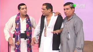 Best of Zafri Khan and Nasir Chinyoti New Pakistani Stage Drama Full Comedy Funny Clip