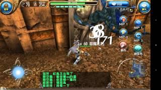 getlinkyoutube.com-托蘭異世錄(第19隻王):  拳 VS 惡魔之門(1破:左邊頭部)