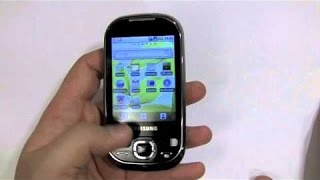 Samsung GT i5500 Galaxy 5  Hard Reset, Format Code solution