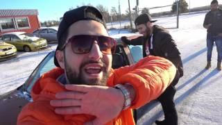 محمود بيطار يكسر سيارات في السويد ..تحذير #12