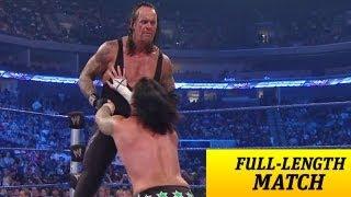 getlinkyoutube.com-FULL-LENGTH MATCH - SmackDown - The Undertaker vs. CM Punk