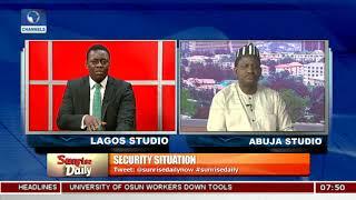 President Buhari Has Not Failed Benue People-- Adesina Pt.4 |Sunrise Daily|