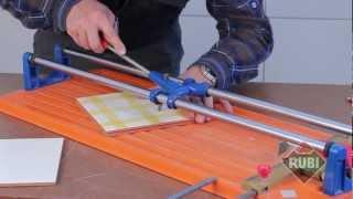 getlinkyoutube.com-Cortador cerámica TS - TS Tile cutter