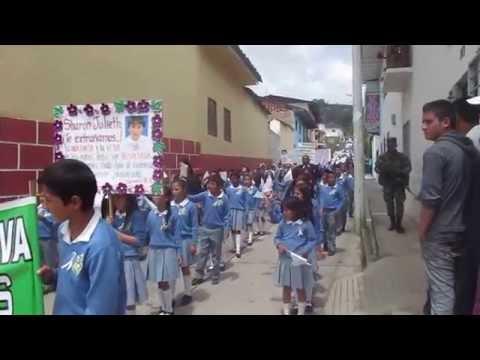 MARCHA EN CONTRA DE LA VIOLENCIA INFANTIL (NOV 11-2014)