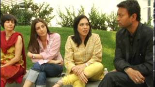 getlinkyoutube.com-DP/30 (LWD): The Namesake, dir Mira Nair, writer Sooni Taraporevala, actors Irrfan Khan, Tabu.