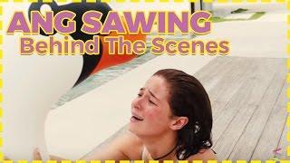Ang Sawing Behind The Scenes