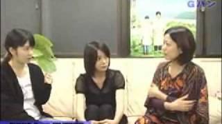 getlinkyoutube.com-松岡茉優のTシャツ&Gパン Part3 第5回ゲスト 森カンナ&三島有紀子