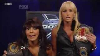 getlinkyoutube.com-Smackdown 05/28/10 | LayCool Backstage Segment