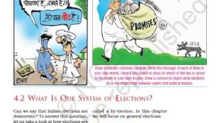 getlinkyoutube.com-Class 9 Political Science Chapter 4 Electoral Politics Part 1 Hindi Explanation