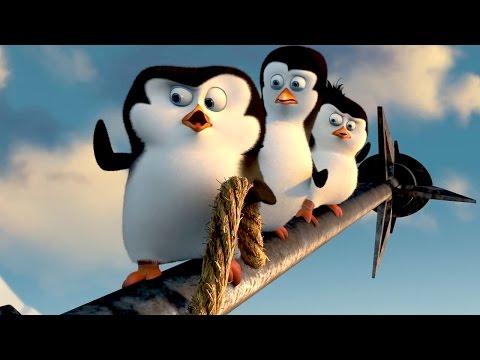 Les Pingouins de Madagascar : 4 MINUTES DU FILM - Extrait VF